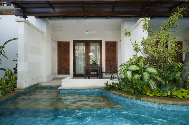 Lagoon Access Room Padma Resort Legian